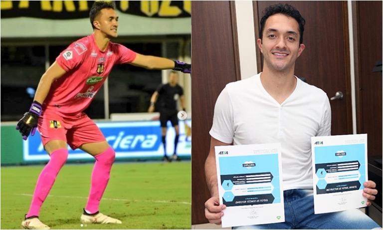 Ricardo Jerez y su testimonio de cómo combinar con éxito el fútbol y los estudios