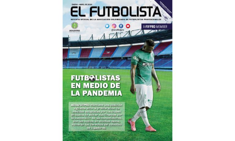 Aquí está la nueva edición de EL FUTBOLISTA