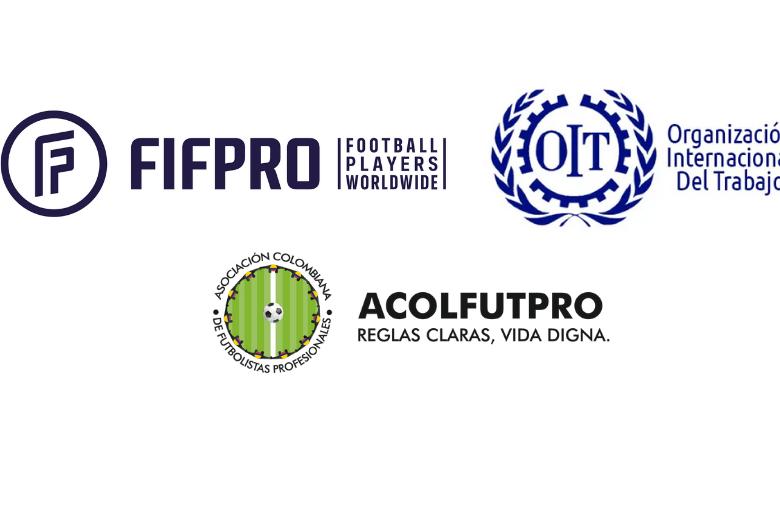 FIFPRO pide apoyo a la OIT para que se le garantice a ACOLFUTPRO el derecho a la negociación colectiva