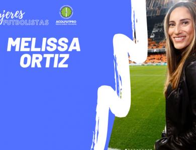 #MujeresFutbolistas | Melissa Ortiz pide respeto para las futbolistas y seriedad a los directivos