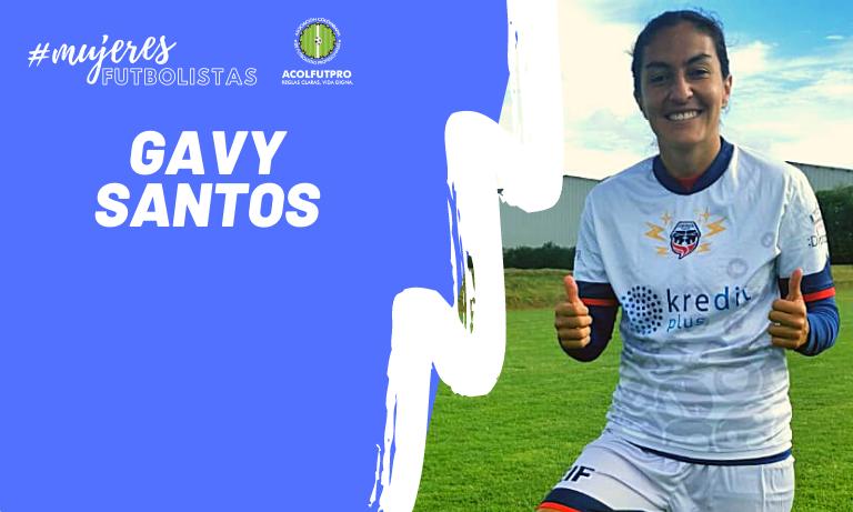#MujeresFutbolistas | «Merecemos una liga digna»: Gavy Santos