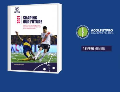 Informe FIFPRO busca un nuevo contrato social en el fútbol profesional