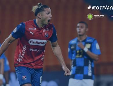 #MotivaciónACOLFUTPRO|  Vuletich quiere ser abogado para trabajar por los derechos de los futbolistas