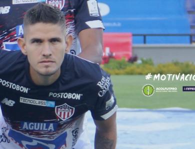 #MotivaciónACOLFUTPRO | Juan David Rodríguez: amor por el fútbol, las finanzas y ahora el periodismo