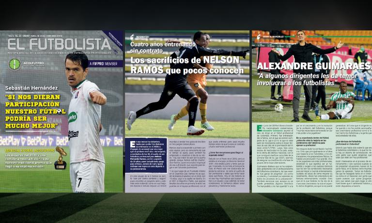 EL FUTBOLISTA | Vea el nuevo número de nuestra revista oficial