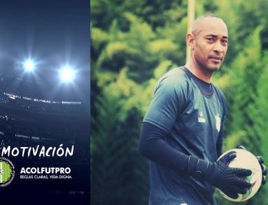 #MotivaciónACOLFUTPRO | Luis Estacio, feliz de comenzar su capacitación como técnico de fútbol