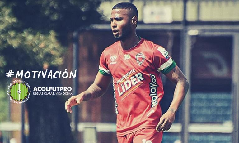 #MotivaciónACOLFUTPRO | John Stiwar García tiene claro su futuro: de futbolista a psicólogo