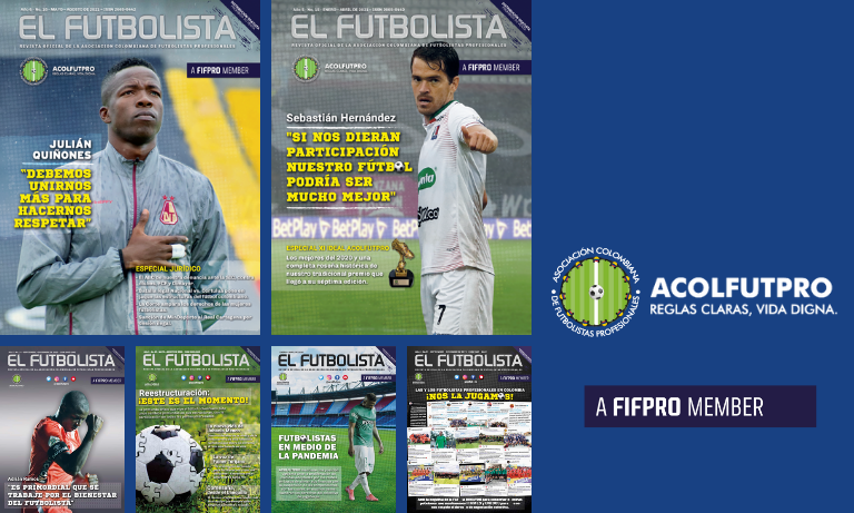 Revista EL FUTBOLISTA